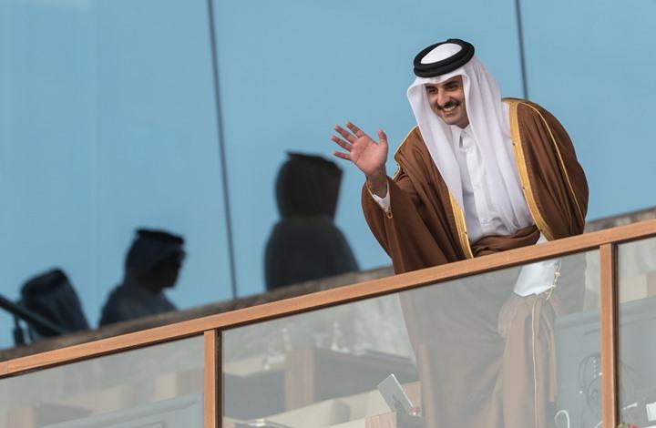 سفير الأردن الجديد يقدم أوراق اعتماده لأمير قطر