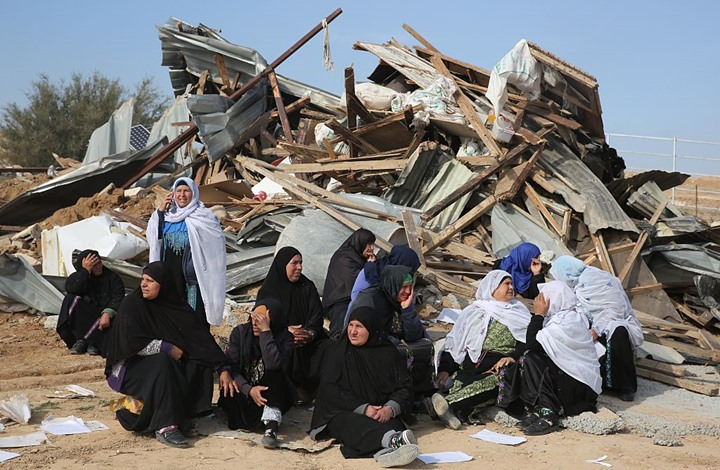 """الاحتلال الإسرائيلي يسحب الجنسية من عشرات """"البدو"""""""