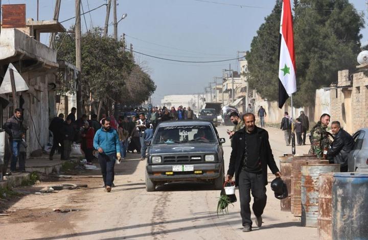 """مصادر """"عربي21"""": مليشيات إيرانية تحشد بتل رفعت شمال حلب"""