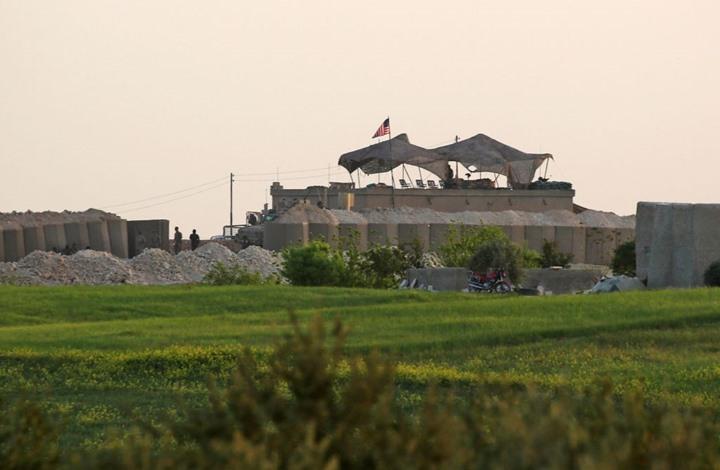 """واشنطن تبني قاعدة عسكرية جديدة في العراق لـ""""درء خطر إيران"""""""