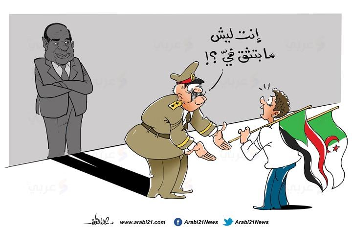 السودان و الجزائر.. والعسكر!