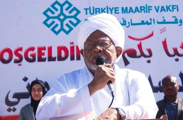 السنوسي: لن تستطيع أي قوة استئصال الإسلاميين في السودان