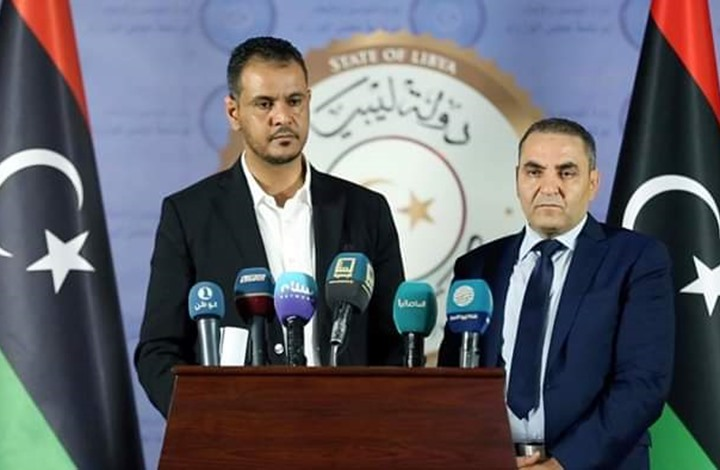 حكومة الوفاق تعلن حصيلة قتلى هجوم حفتر على طرابلس
