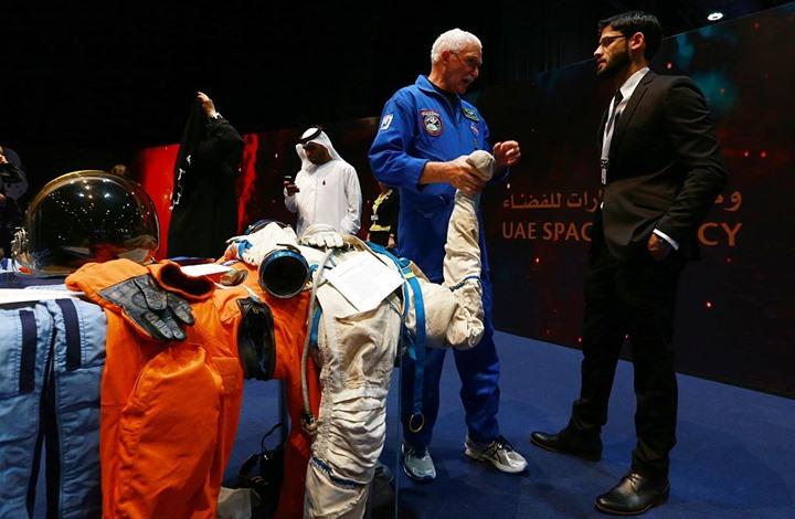 خبير إسرائيلي يوصي بمساعدة برامج فضاء الرياض وأبو ظبي