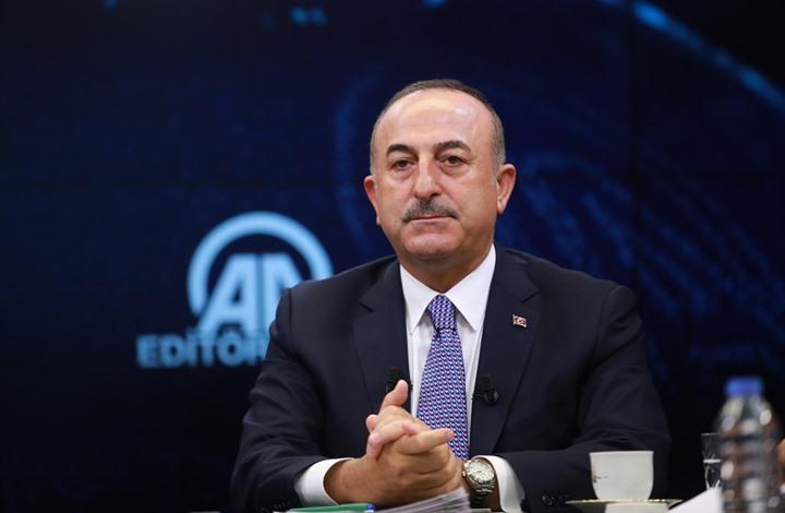 وزير الخارجية التركي: هذا موقفنا من صفقة القرن