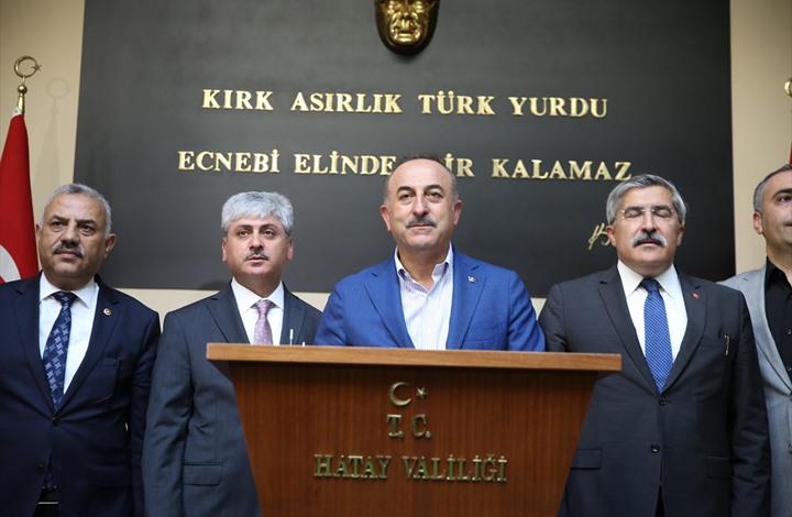 """تركيا تطالب روسيا وإيران بـ""""لجم نظام الأسد"""".. وتهدد"""