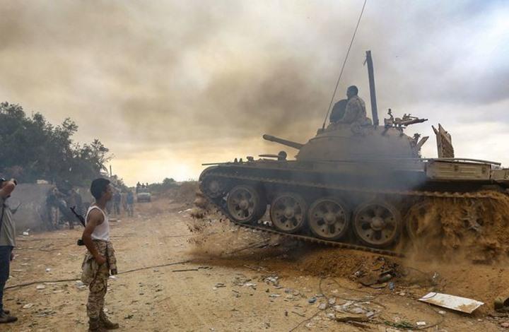 """جيش """"الوفاق"""" يستهدف قوات حفتر.. وتحركات روسية ومصرية"""