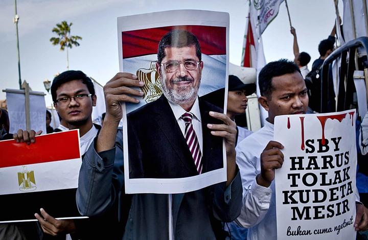 جماعة الإخوان: مرسي اغتيل عمدا.. ونطالب بتحقيق دولي