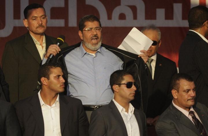مرسي.. حياة ووفاة رئيس مصري لم يجلس طويلا على كرسي الحكم
