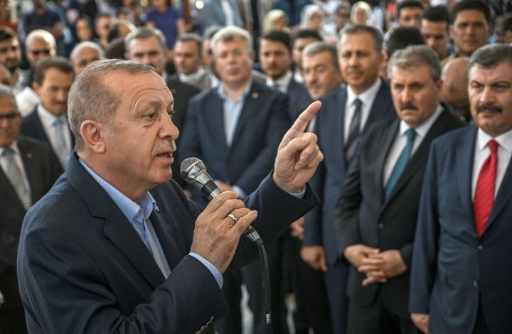 أردوغان: مرسي قُتل وسنقاضي نظام السيسي بالمحاكم الدولية