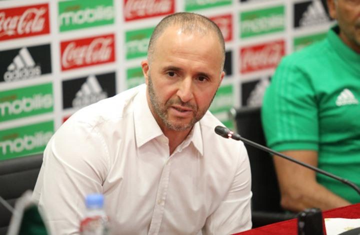 مدرب الجزائر: مباراة منتخبنا مع السنغال صعبة لكنها غير حاسمة
