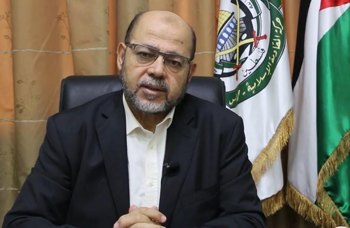 """حماس: لهذا رفضنا رسائل أمريكا للحوار.. وتعلق على زيارة """"فرج"""""""