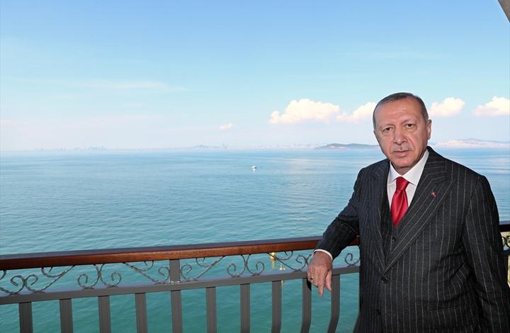 """أردوغان في """"رسالة العيد"""": هناك إخوة يئنون تحت الظلم والفقر"""