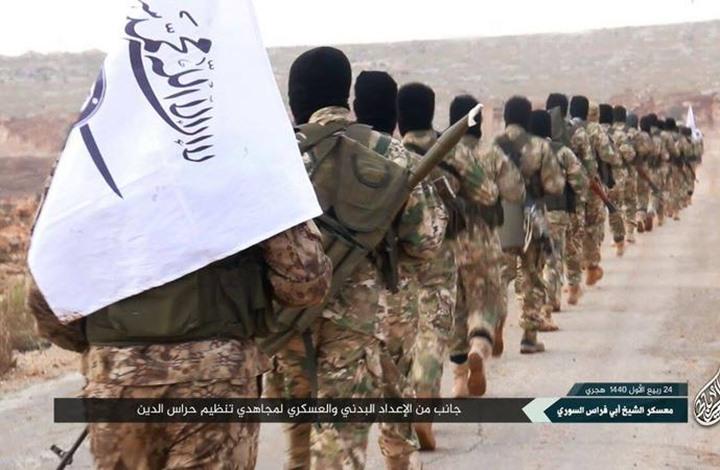 """إلى أين يتجه """"حراس الدين"""".. ما هي فرص بقاء التنظيم بإدلب؟"""