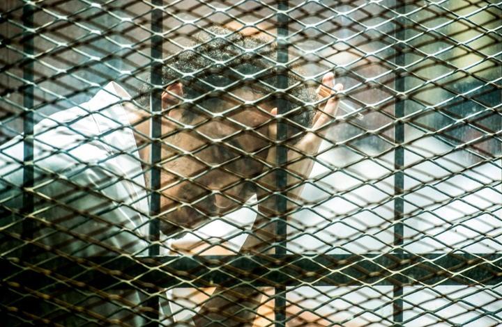 حملة تغريد للإفراج عن النشطاء والحقوقيين المعتقلين بمصر