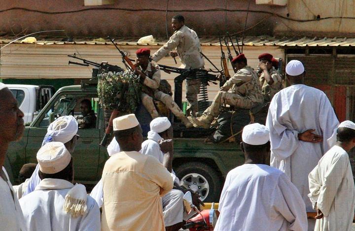 السودان يعلن انتهاء التمرد وفتح المجال الجوي للبلاد (شاهد)