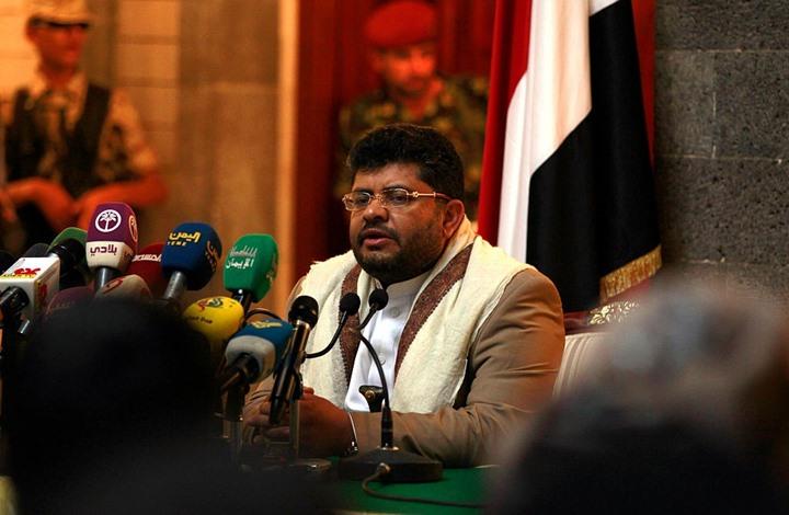 الحوثي يدعو التحالف العربي إلى الالتزام بوقف إطلاق النار