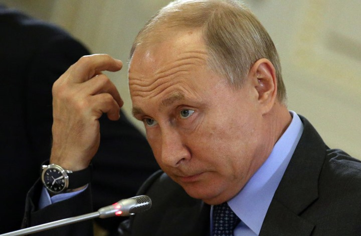 """بوتين يرغب بعلاقات جيدة مع بريطانيا ويحذر من """"سباق نووي"""""""
