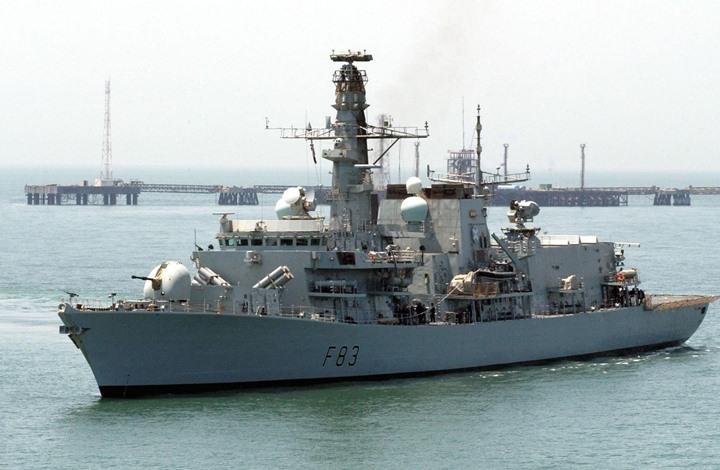 بريطانيا تضاعف حجم قاعدتها البحرية بسلطنة عمان