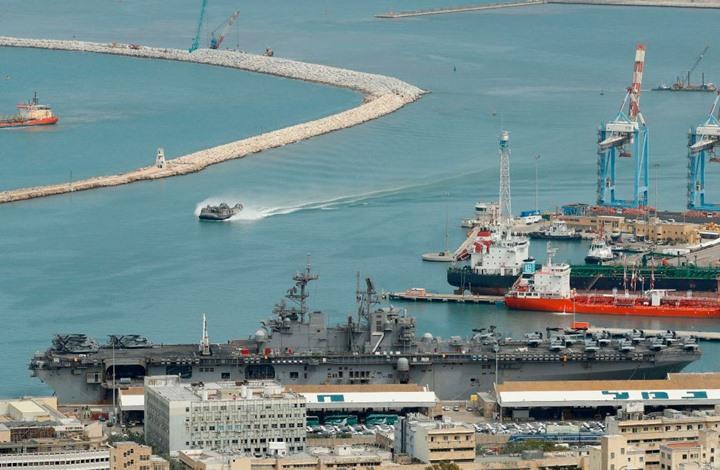 تنافس تركي إماراتي للاستحواذ على ميناء حيفا.. تفاصيل