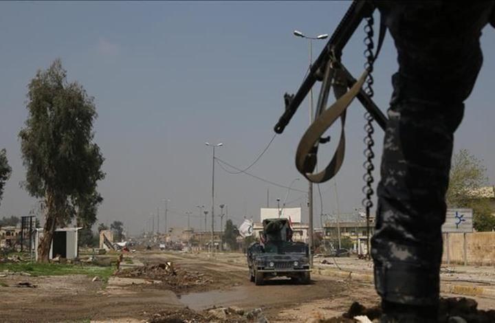 مقتل شرطيين بهجوم لتنظيم الدولة شمال العراق