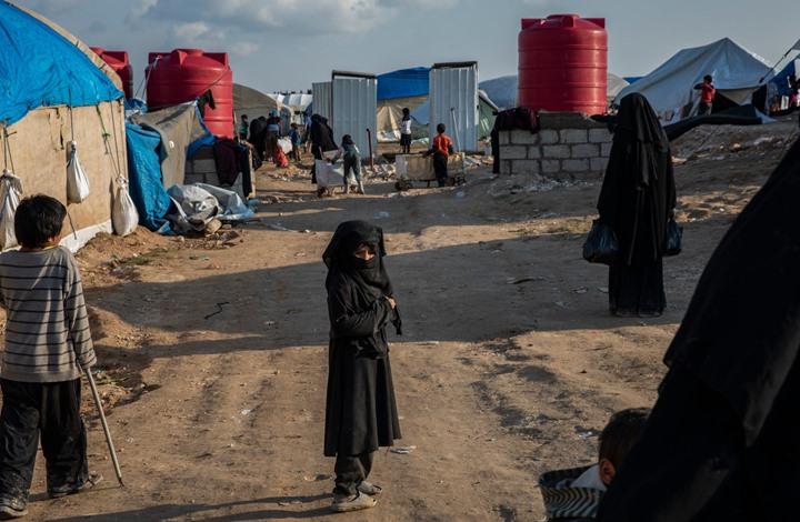 NYT: الغرب يرفض استعادة أطفال تنظيم الدولة ويتركهم بالمخيمات