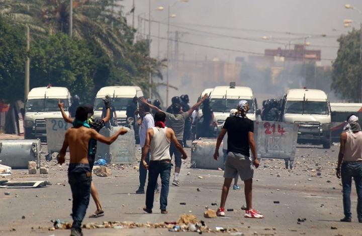 تصاعد الاحتجاجات بتطاوين التونسية ومجلس لبحث التطورات