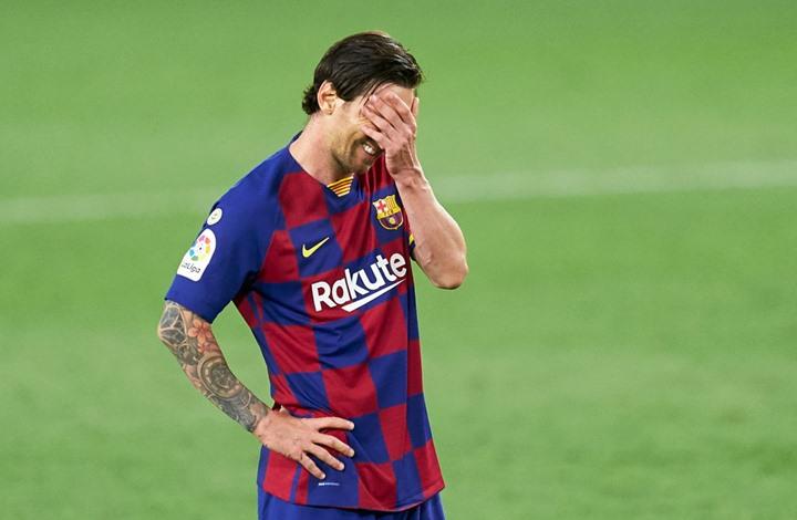هل يغيب ميسي عن مواجهة ريال سوسيداد؟
