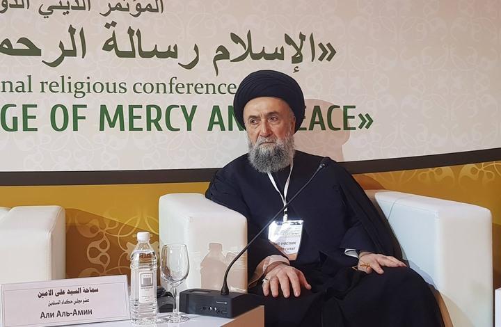 اتهام للمرجع اللبناني علي الأمين بالعمالة لإسرائيل.. وجدل