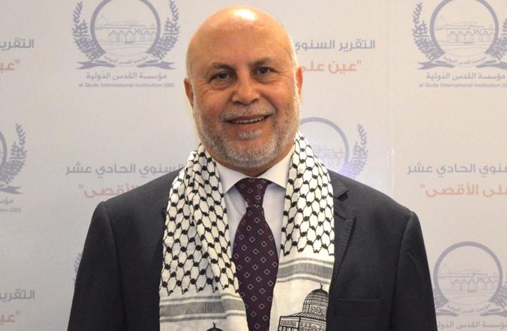 ياسين حمود: الاحتلال يحاول إعادة تعريف الوضع القائم بالأقصى (1-2)