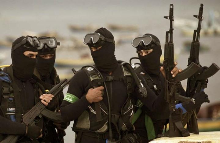 قناة عبرية: كوماندوز القسام البحري يتطور.. ما الذي يجري؟