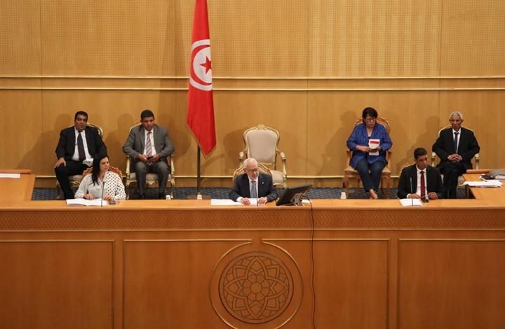 """برلمان تونس يُسقط لائحة """"الدستوري الحر"""" حول التدخل بليبيا"""