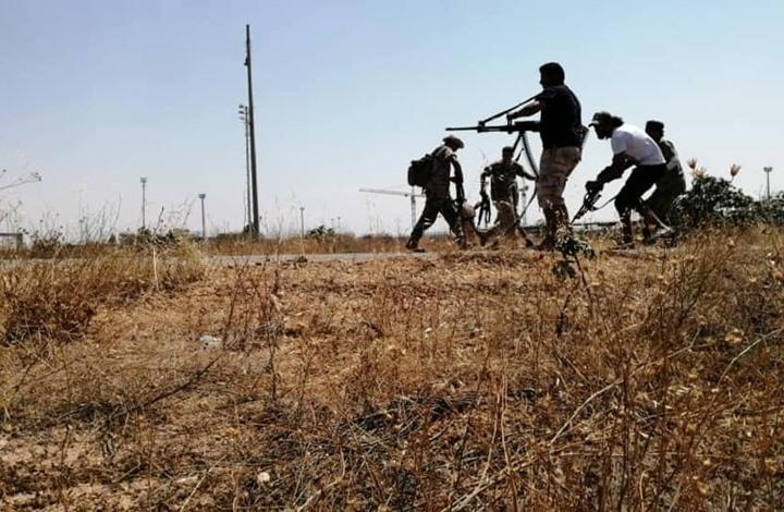 الجيش الليبي يسيطر على كامل الحدود الإدارية للعاصمة (شاهد)