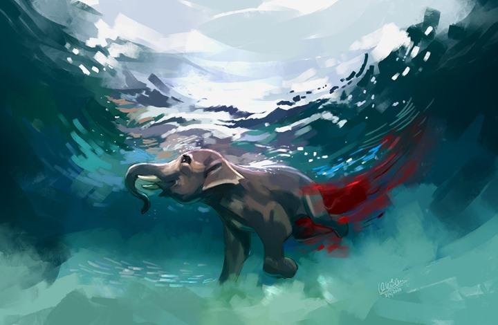 تعرف على قصة الفيلة التي قتلتها حبة أناناس (تفاعلي)