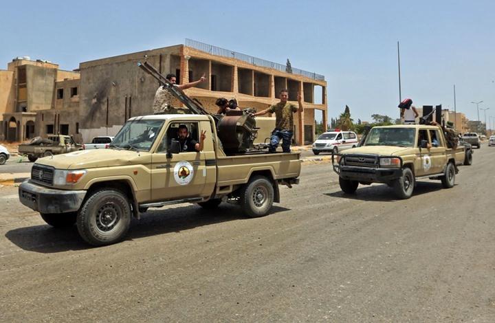 الجيش الليبي يسيطر على ترهونة.. وبدء عودة نازحين (شاهد)