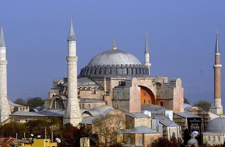 """تحرك جديد لأردوغان بشأن تحويل """"آيا صوفيا"""" إلى مسجد.. تفاصيل"""