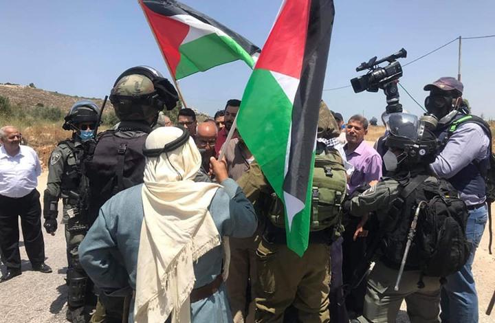 اعتداءات للاحتلال بالضفة والقدس وفعاليات رافضة للضم (شاهد)