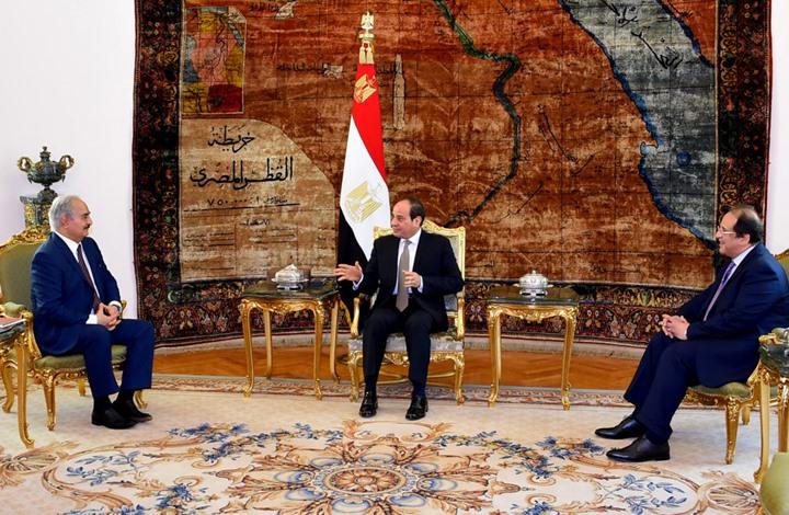 """لماذا تجاهلت مبادرة مصر اتفاق """"الصخيرات"""" لحل أزمة ليبيا؟"""