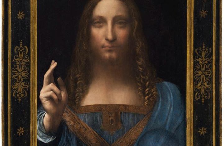 """السعودية تعتزم إنشاء متحف لعرض لوحة """"المخلص"""" لدافنشي"""