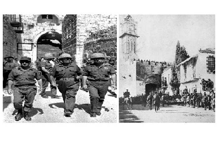 صورتان لمدينة القدس.. تختصران ألف كلمة!