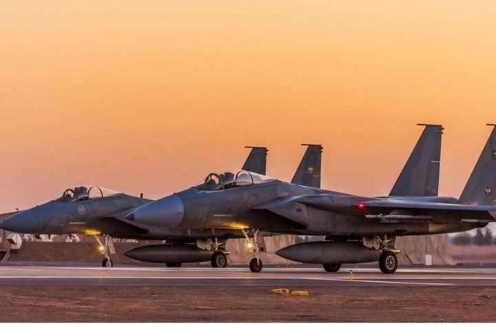 """""""التحالف"""": لم ننفذ هجمات بمحيط صنعاء لتهيئة الأجواء للتسوية"""