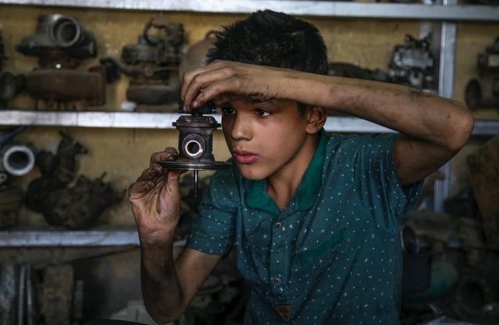 عمالة الأطفال تتزايد عالميا لأول مرة منذ عقدين بسبب كورونا