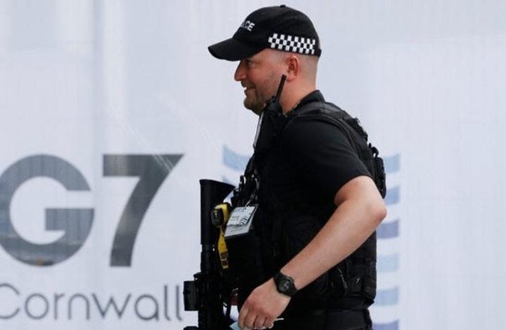 تحذير زائف بوجود قنبلة قرب موقع انعقاد قمة السبع ببريطانيا