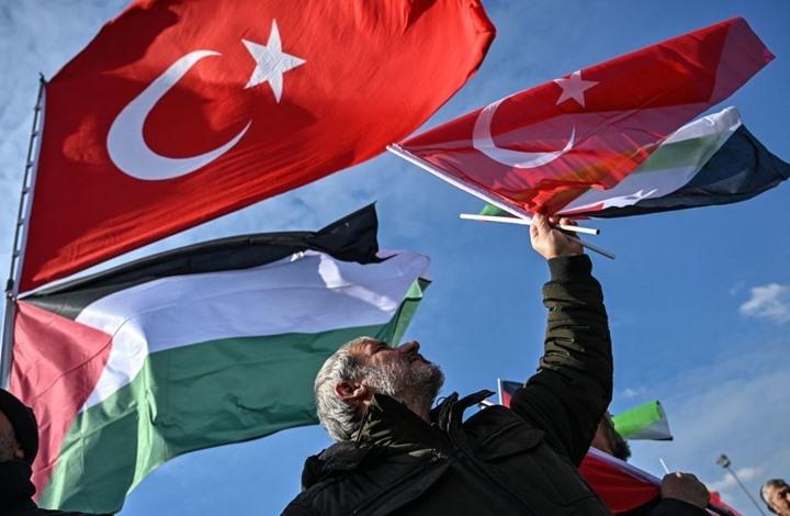 تركيا تدرج فلسطين ضمن قائمة التجارة التفضيلية