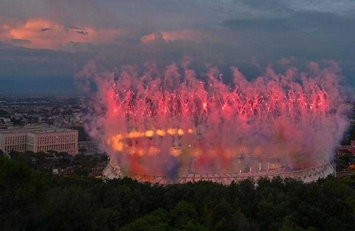 """افتتاح بطولة """"يورو 2020"""" بحفل مميز (صور)"""