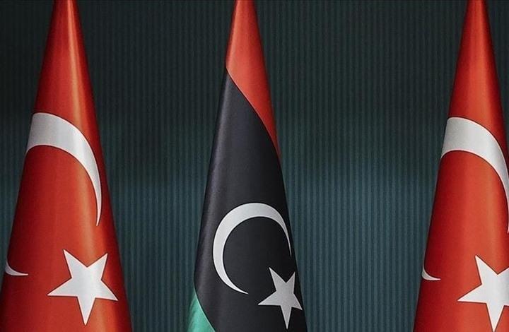"""وفد تركي رفيع يزور ليبيا قبيل قمة """"الناتو"""""""