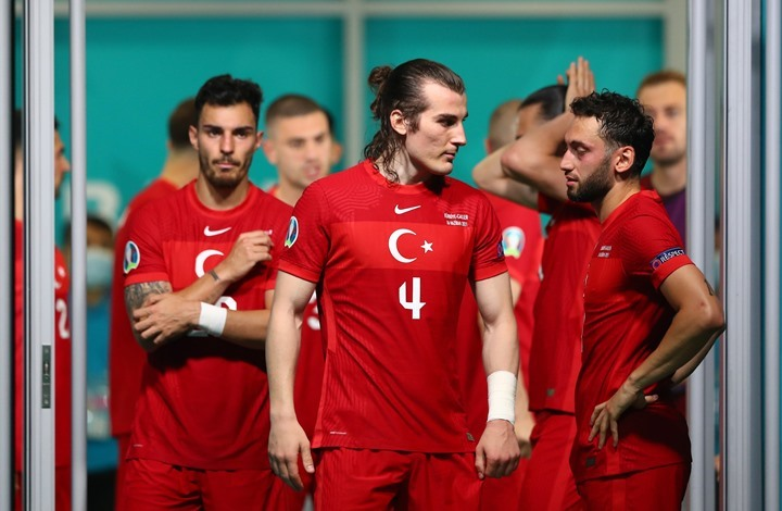 """تركيا تتجرع الخسارة الثانية على التوالي في """"يورو 2020"""""""