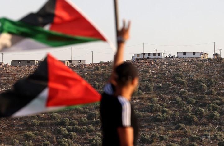 تشييع جثمان فتى استشهد برصاص الاحتلال جنوبي نابلس (شاهد)