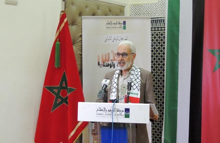 الجناح الدعوي للحزب الحاكم بالمغرب يدعو لطرد سفير إسرائيل