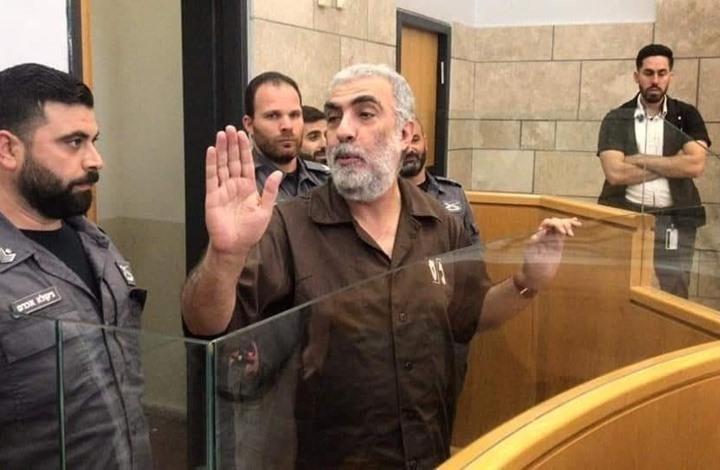 محكمة إسرائيلية تقرر الإفراج المشروط عن كمال الخطيب